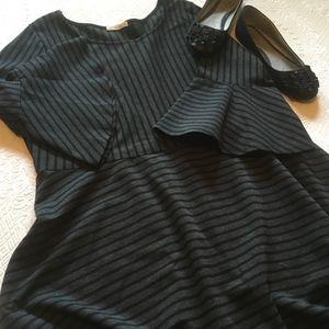 Le Lis Knit Dress 2X